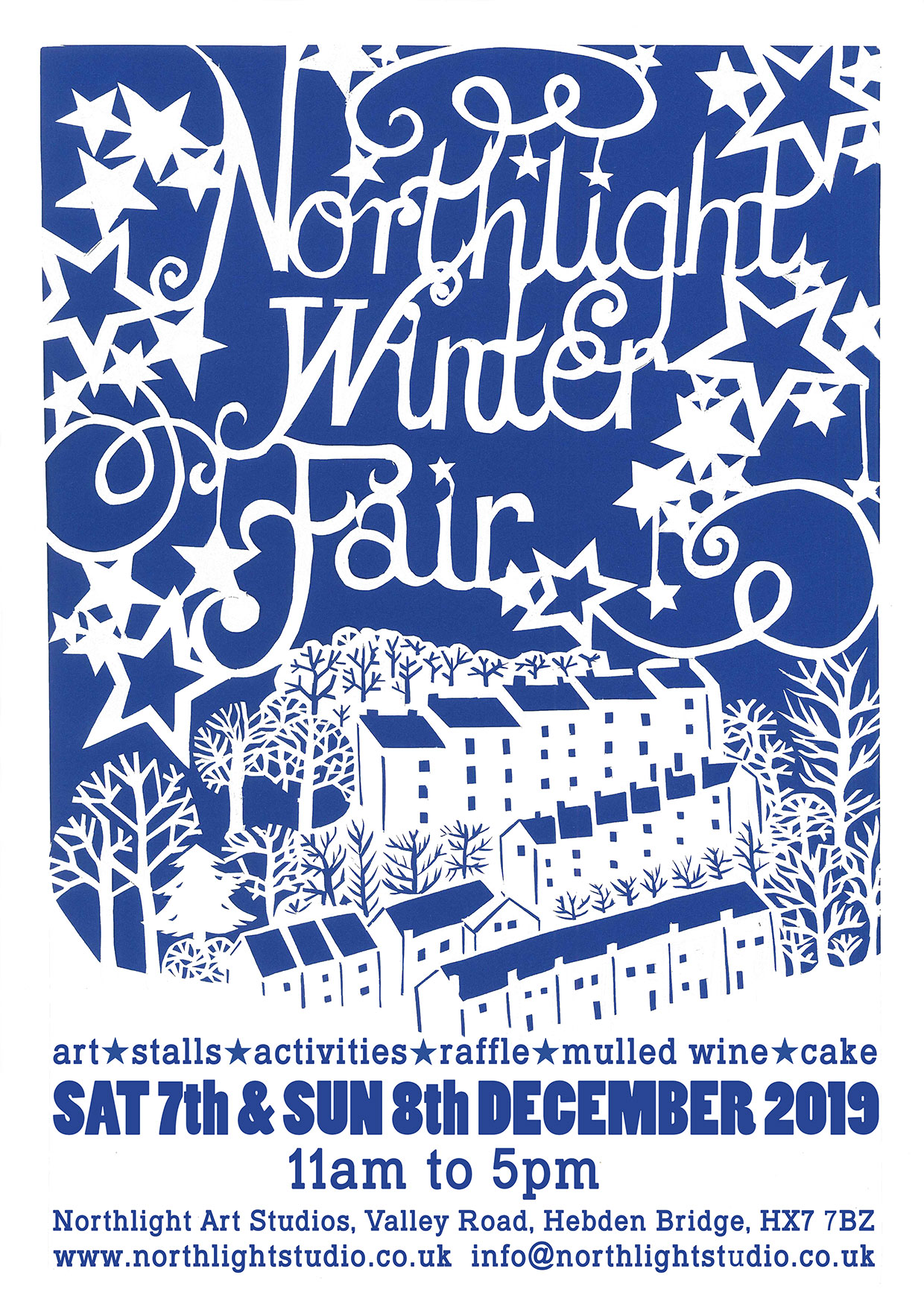 A most Festive and Fabulous weekend at the Northlight Winter Fair :-)
