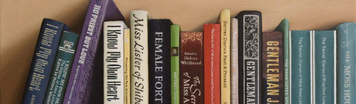 Helena Whitbread's Blog