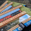 Notebook: Scotland in Books - from an original oil painting