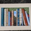 A4 Art Print: Scotland -  from an original oil painting