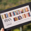 Gift Box No.3: Wanderings - Five Art Cards from original bookshelf paintings